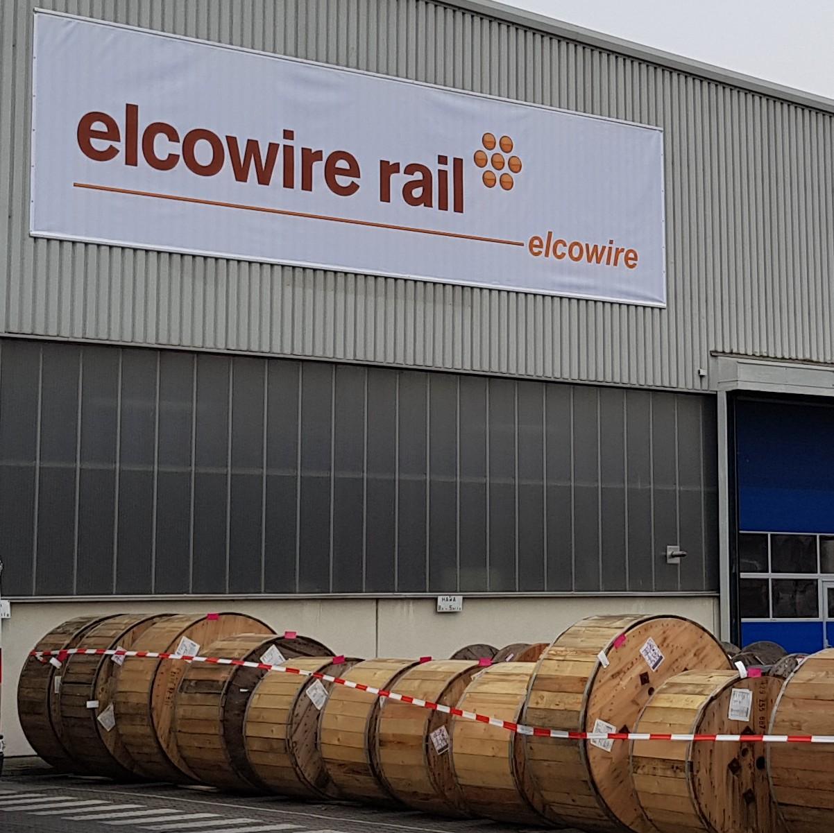 NKT Catenary devient Elcowire Rail.